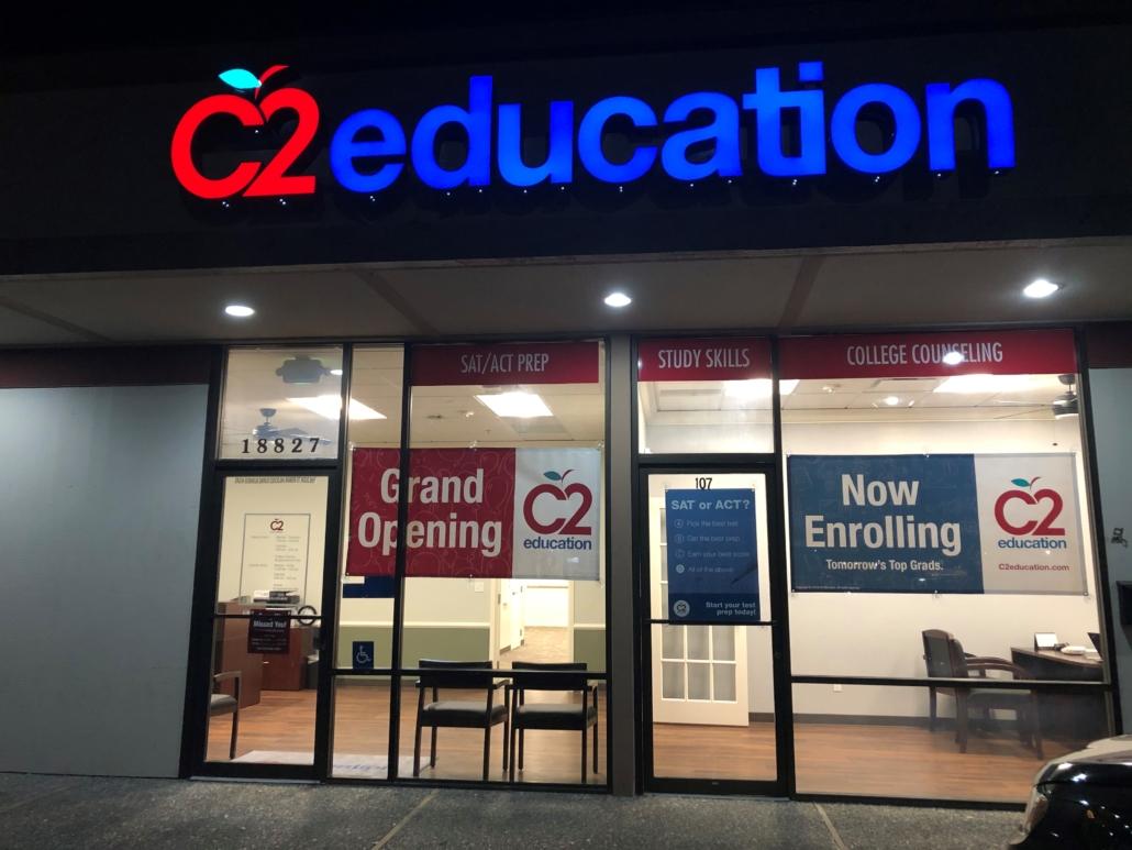 C2 Education Bothell Washington