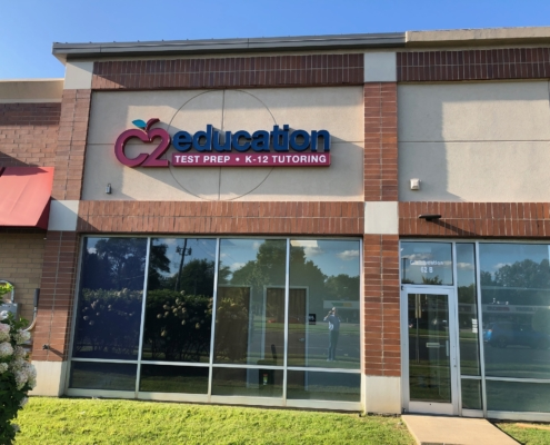 C2 Downers Grove is now open and providing test prep, tutoring, and college admissions counseling to local students.