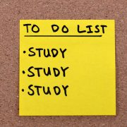 Here are some of our best study tips to help with your final exam prep effotts.