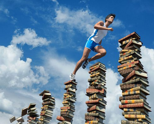 AP exam prep is a marathon, not a sprint. Let C2 help get you on track for high scores.