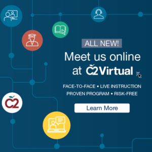 c2 virtual online test prep tutoring