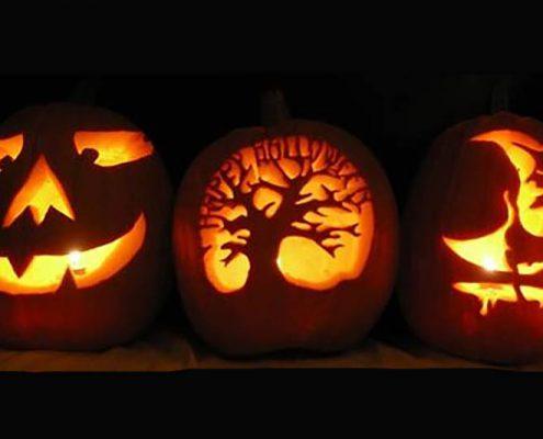 carved pumpkins jack o lanterns