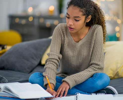 It's recommended to take the SAT subject tests for college admissions. Talk to your local C2 Education center and see if they're right for you!