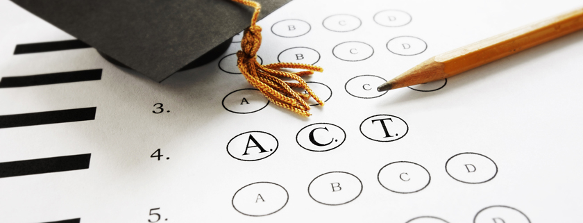 The ACT is one of two major college entrance exams. Contact C2 for personalized ACT prep to score big on test day!