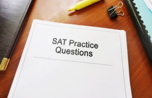 Get a high SAT score your first attempt